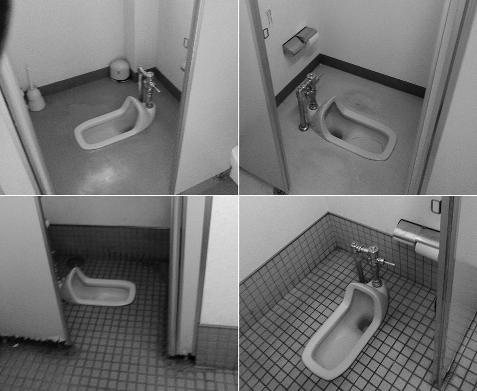 トイレのリフォームbefore