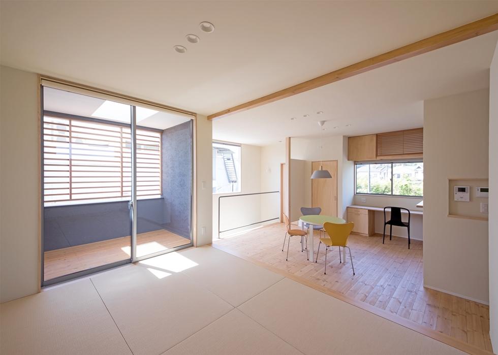 221 2階 和室・LDK