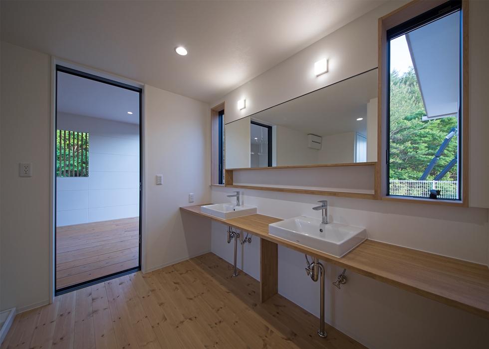 127 1階 洗面室1