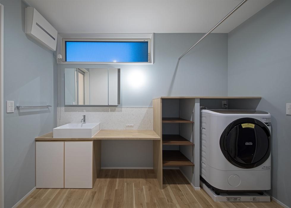22 1階 洗面脱衣室
